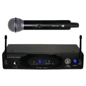 Topp Pro TP TMW-U1-100M - bezprzewodowy zestaw mikrofonowy UHF
