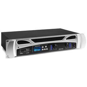 Wzmacniacz PA 2x 500W MP3 BT USB Fenton FPA1000