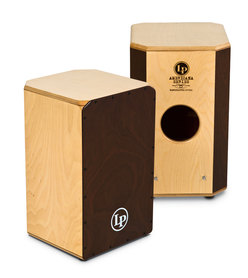 Latin Percussion Cajon Americana Series String Cajon