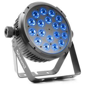 Reflektor LED FLAT PAR BeamZ BT320 18x6W 4w1 RGBW