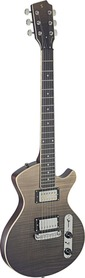Stagg Silveray SVY SPCLDLX FBK - gitara elektryczna
