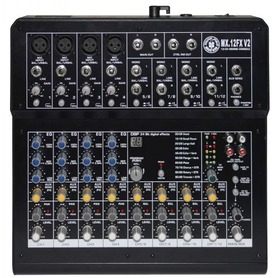 Topp Pro TP MX12FXV2 - mikser analogowy