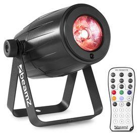 Reflektor LED Spot 12W RGBW IR BeamZ PS12W