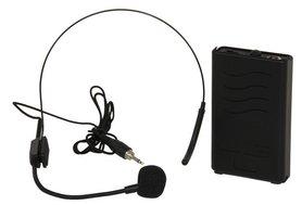 Mikrofon nagłowny Ibiza PORTUHF-HEAD