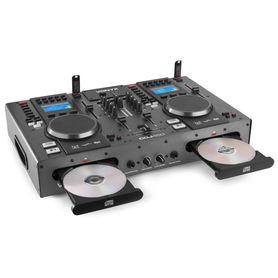 Podwójny odtwarzacz CD/MP3/USB/BT Vonyx CDJ450