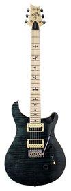 PRS SE Custom 24 Maple on Maple Gray Black - gitara elektryczna, edycja limitowana