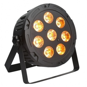 LIGHT4ME PENTA PAR 8x12W MKII RGBWA LED slim