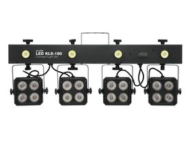 EUROLITE LED KLS-180 Compact Light Set - Zestaw oświetleniowy