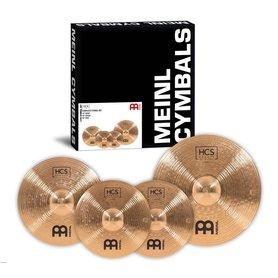 Meinl HCS Bronze Complete Set 14 16 20