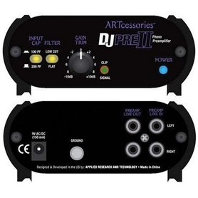 ART DJ PRE II - preamp gramofonowy