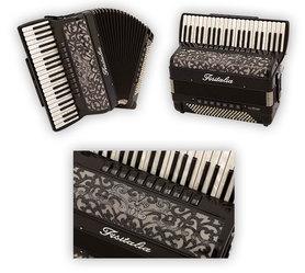 Fisitalia 41.45-S - akordeon klawiszowy