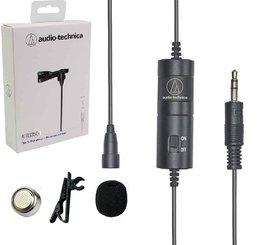 Audio-Technica ATR3350x | Mikrofon pojemnościowy krawatowy