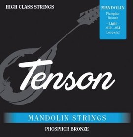 MANDOLINA STRUNY TENSON PHOSPHOR BRONZE