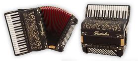 Fisitalia 34.45-TC- akordeon klawiszowy