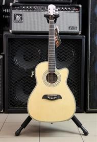Gitara akustyczna 3/4 OSCAR SCHMIDT OG1 CE(N)