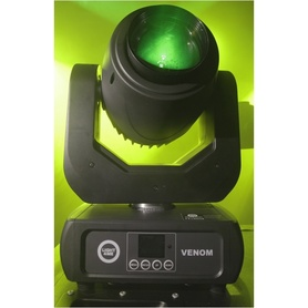 LIGHT4ME VENOM BEAM głowa ruchoma 150W LED focus