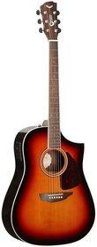 Samick SGW S-650D/3TS - gitara elektro-akustyczna