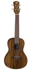 Luna Uke Flamed Acacia Concert - ukulele koncertowe
