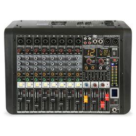 Powermikser 8 kanałowy Power Dynamics PDM-M804A