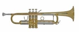 Bach Trąbka w stroju Bb TR450