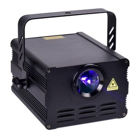 LIGHT4ME LASER RGB 1W animacyjny ILDA