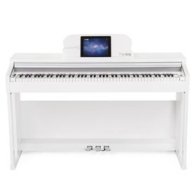 THE ONE- Smart Piano TOP 1 WHITE