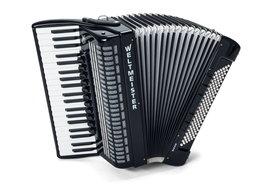 Weltmeister Saphir 120 akordeon (włoskie stroiki)