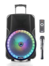 Kolumna mobilna LED PARTY-12RGB