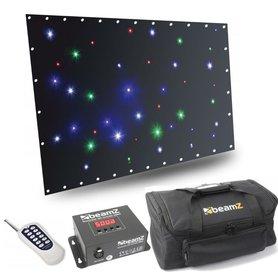 Kotara świetlna BeamZ SparkleWall LED96
