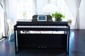 THE ONE- Smart Piano TOP 1 BLACK