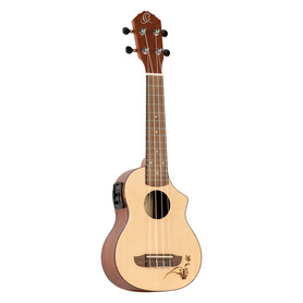 Ortega RU5-CE SO elektro-ukulele