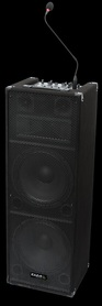 Zestaw nagłośnieniowy STANDUP212 Ibiza Sound