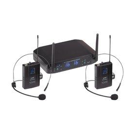 Soundsation WF-U216PP - system bezprzewodowy UHF 520-550MHz