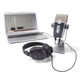 AKG Podcaster Essentials