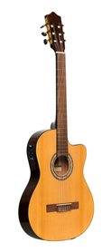 Stagg SCL60 TCE-NAT - gitara elektro-klasyczna