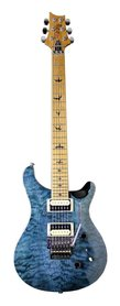 PRS SE Custom 24 Floyd Roasted Maple Whale Blue Quilt LTD - gitara elektryczna