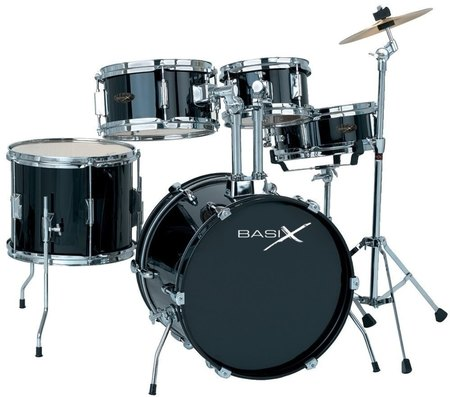PURE GEWA Drumset Basix Junior (1)