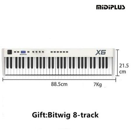 MIDIPLUS- X6 II (3)