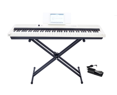 THE ONE- Smart Keyboard PRO- WHITE (4)