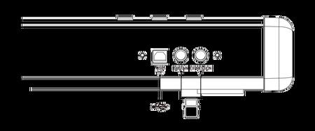 MIDIPLUS- EZ8 (klawiatura sterująca 88 klawiszy) (3)