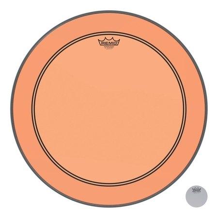 Remo Naciągi Colortone Powerstroke 3 clear (4)