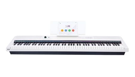 THE ONE- Smart Keyboard PRO- WHITE (2)