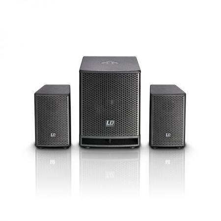 LD Systems DAVE 10 G3 - LDDAVE10G3 - zestaw nagłośnieniowy  (1)