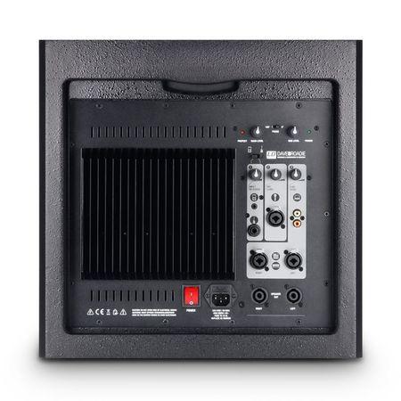 LD SYSTEMS DAVE 8 ROADIE - LDDAVE8ROADIE - zestaw nagłośnieniowy  (2)