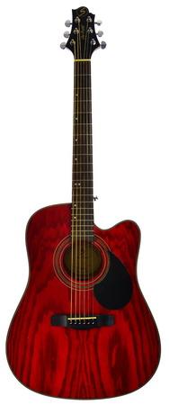 Samick D-4CE TR - gitara elektro-akustyczna (1)