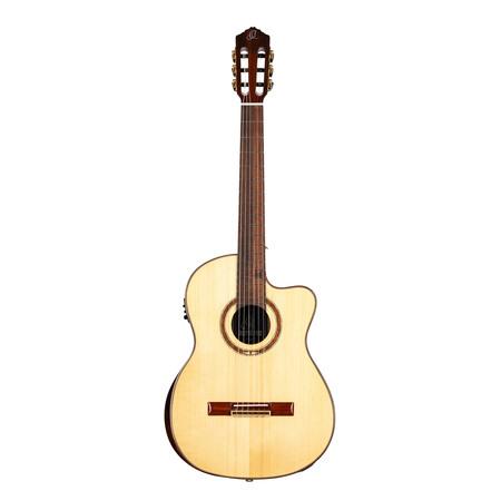 Ortega STRIPEDSU.C/E - Gitara elektroklasyczna (3)