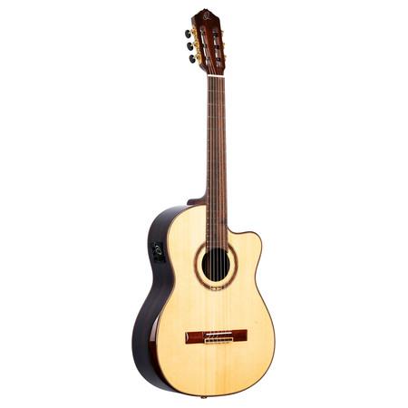 Ortega STRIPEDSU.C/E - Gitara elektroklasyczna (1)