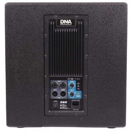 DNA DPS-15 SUBWOOFER AKTYWNY 1000W RMS (2)