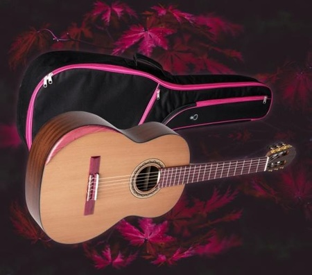VGS CLASSICAL GUITAR PRO ANDALUS 10MA INDIAN SUMMER (1)