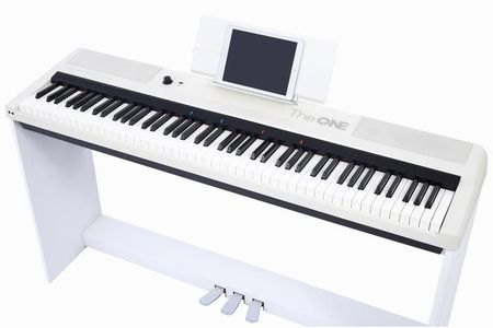 THE ONE- Smart Keyboard PRO- WHITE (1)